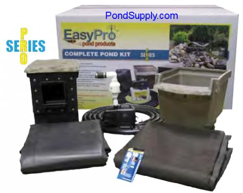 Mini pond kits for Pond kits supplies