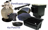 Koi Pond Kit - Medium