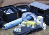 Pro Large Pond Kit 24x24